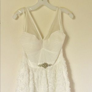 Adrianna Papell Wedding Dress